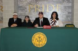 Senior Signs National Letter of Intent