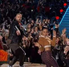 RBC Alum Performs in Super Bowl with JT