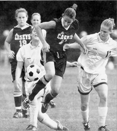 Natalie Cocchi Gorman ('03) to be Inducted into RBC Athletic Hall of Fame
