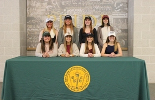 Casey Athletes Sign National Letters of Intent