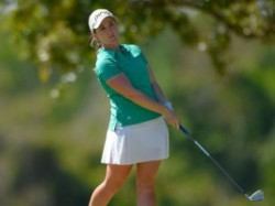 Taylor Totland ('13) Makes LPGA Debut