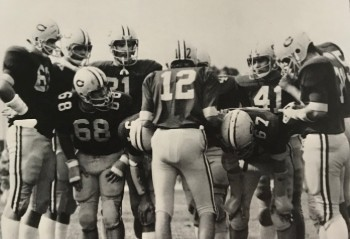 '76 Football Team to be Inducted into RBC Athletic Hall of Fame