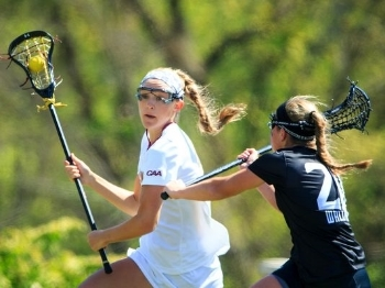 Maeve Cowley (RBC'14)  Making Her Mark in Women'sLacrosse