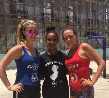 Casey Athletes Bring Goodwill to Cuba