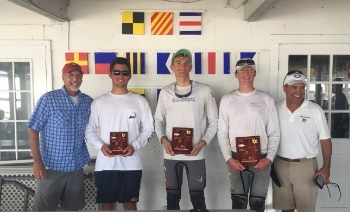 RBC Junior Goes to National Sailing Championship