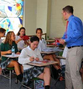 Admissions Representatives From 135 Colleges and Universities Visit RBC Seniors