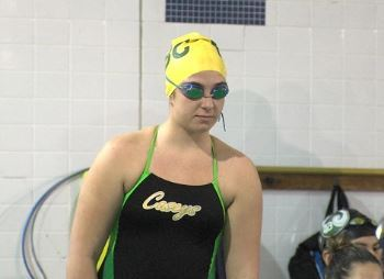 Olympian Swimmer Helps RBC Athlete Return to the Pool