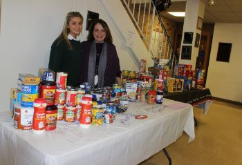 Caseys Complete Another Successful Food Drive