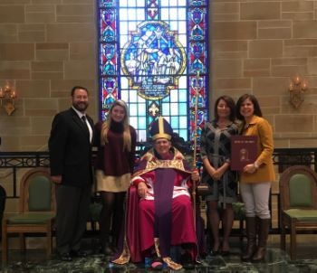 RBC  Community Supports Student's Journey to Catholicism