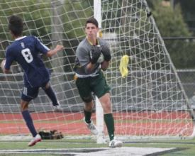 Sophomore Goalie Selected for Olympic Development Soccer Program
