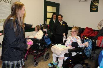 RBC Welcomes Schroth School Students