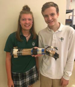 "RBC Engineering Students Complete Another ""Hands-On"" Project"