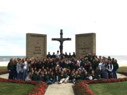 Class of 2018 Participates Senior Retreat