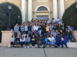 Class of 2022 Inspired to Live the Gospel at Class Retreat